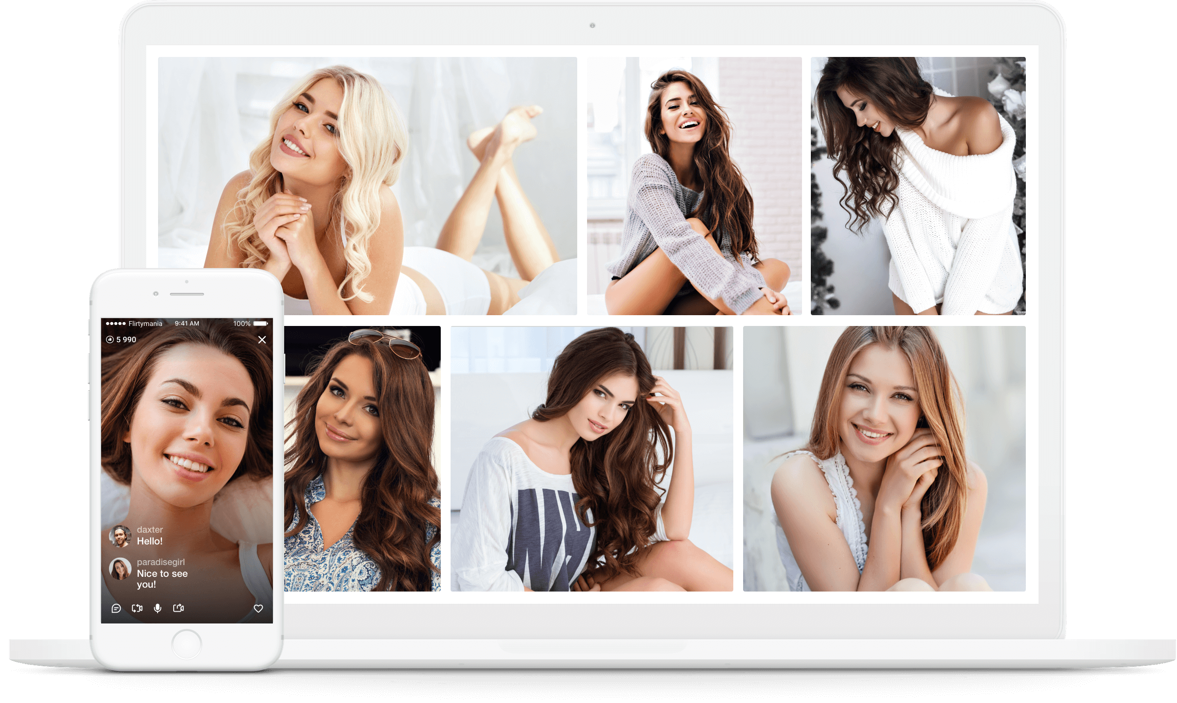 Image result for Videochat model