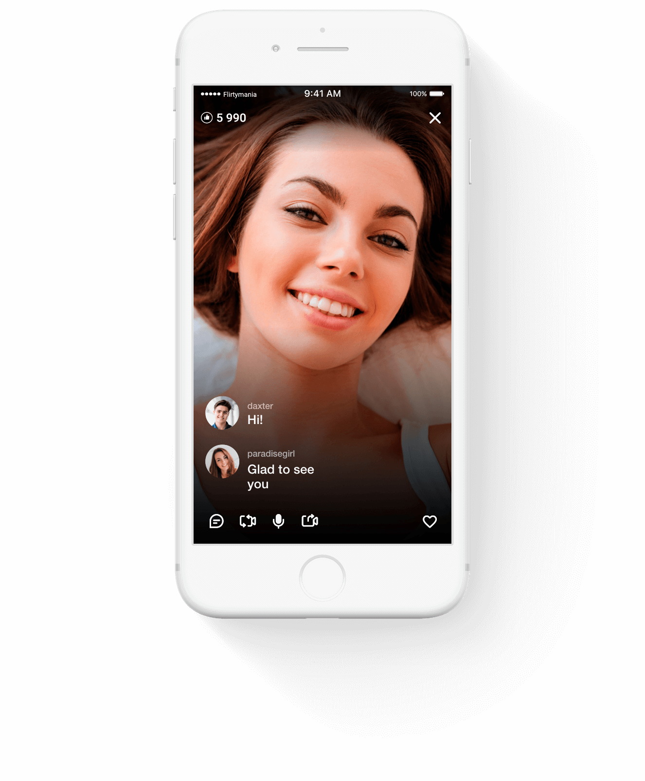 How much do video chat models earn